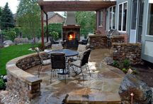 Patio / by Shannon D