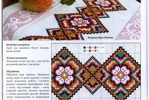 Embroidery / Крестом и гладью / by Alla Kuzmenko