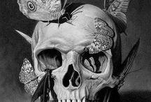 Skull-Diggery / Skulls  / by AuntDD