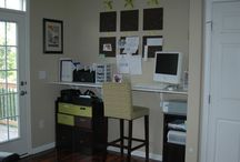 Desk Area / by Starlet Myers