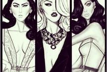 Art {Illustration: Fashion} / by Danielle Ward