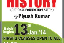 History Coaching for IAS in Delhi / by Ims New Delhi
