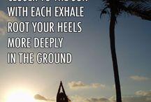Yoga and Health / by Hannah Neumeyer