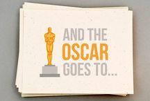 Oscar ideas / by Beth Palmer