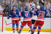 Let's Go Rangers / by Lou Cesario