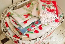 ViNTaGe LiNenS / by Vintage Mama