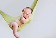 Baby Photo Ideas / Babies up to a year old, maybe a little older. / by Barb Mallett