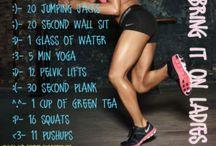Health & Fitness / by Jen Blackburn