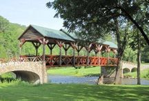 Covered bridges / by Susan Cooksey
