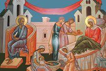 Orthodox Saints / by Ann Kassos
