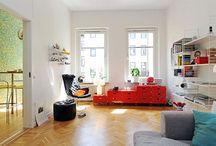Apartment Interior Design / by Mộc Decor