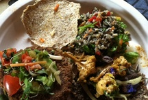 Real Grub + Cocktails! / new palate soulfood + urban ag = great grub! #realgrub / by ashara ekundayo