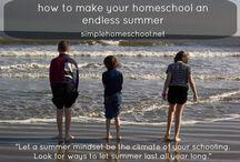 All Things Homeschool / by Miranda Holman