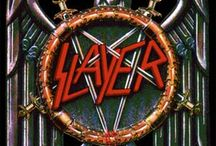 FUCKIN SLAYER / The Greatest Thrash Metal Band In The World,..FUCKIN SLAYER Before, NOW, And After DEATH / by Scott Riley