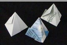 Business Card Origami / by Emily