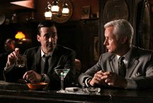 Mad Men Party / Mad Men is back! March 25th! Not that in our hearts, it ever went away! / by Lillian Lake
