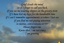 Quotes: Grief  / by Donnell Louviere