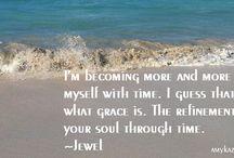 Refinement / #Quotes #Grace #Werkperks / by Amy Kazor VA