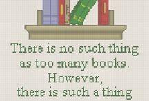 Books  / by Carol Edwards