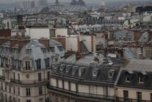 Paris / by Juanita Figueroa