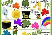 St. Patricks Day Fun / by Jaime