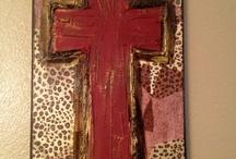 Crosses / by Janet Hodnett