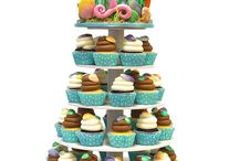 Birthday Cupcake Stands / by Pink Cake Box