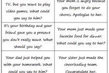 Boosting Social Skills (Kids/Teens) / by Christine Deadman Moers