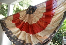 Hurray for the Red, White and Blue / I pledge allegiance to the flag, and to the republic for which it stands.  One nation under God, indivisible, with liberty and justice for all / by Liz Lawrence