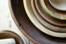 WOODEN WARES / love wood... / by Joann Drescher