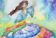 Belly dance / by Kathi Mitchell