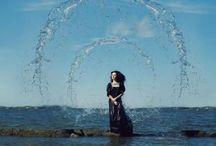 WITCH OF THE SEA  / by Zanda atom