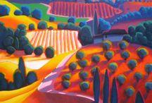 vineyard art / by Donna Gina
