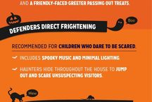 Haunted House—Time Warp / This year marks the 50th anniversary of The Children's Museum Guild's Haunted House, the oldest continually operating haunted house in the nation!  / by Children's Museum of Indianapolis