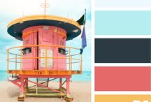 Color Combos / by Dawn Collier