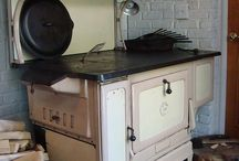 wood stoves / by Tennette Curry