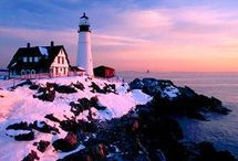Lighthouses / by Patricia Pruitt