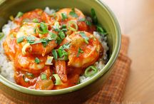Entrees - Seafood / by Kim Langham