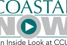 Coastal Now / Coastal Carolina University's New Show that gives you an inside look at our university! / by Coastal Carolina University