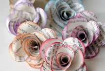 paper crafts / by Crystal Rood
