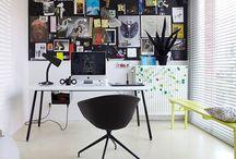 Office Space / by Juan Gonzalez