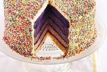 Sweet Cakes / by Haley Elizabeth