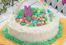 Easter Ideas / by Jennifer Scheeler