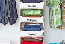 Organization  / by Holly Cobb