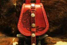 Leather Cases / by Rasher Quivers