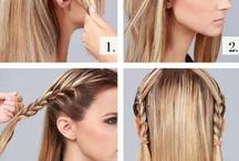 Hair and Makeup / by Aricka Roberson