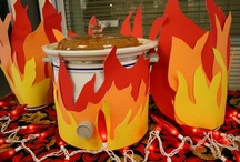 Colbeck Chili cook off / by Heather Colbeck