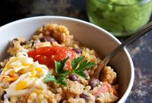 Quinoa / by Joan Claerhout