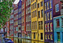 Amsterdam / by Lijn Tovenaar