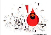 birds / by Kate Kostenbader
